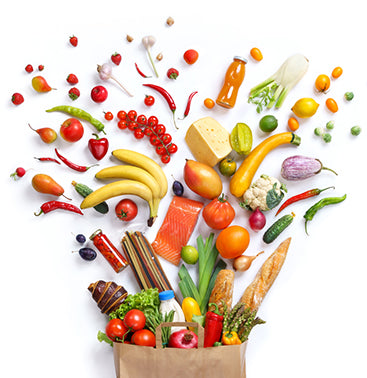 healthy foods as recommended by usda food pryamid