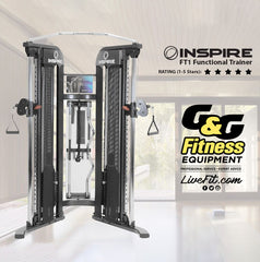 inspire FT 1 home gym ft1 functional trainer