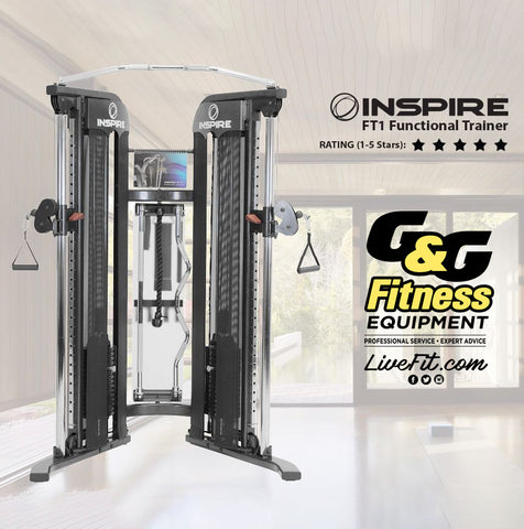 Inspire FT1 home gym review