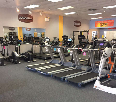 Fitness Exercise Equipment Store McMurray Canonsburg, PA G&G Fitness
