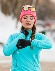 how to choose the right workout clothes winter exercise clothes