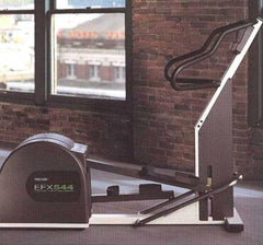 precor EFX544 the first elliptical trainer