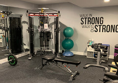 home gym advice and ideas
