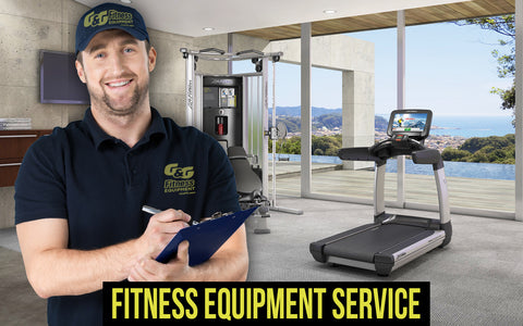 fitness equipment treadmill elliptical service