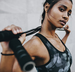 Sportiness Should women lift weights? Yes. Here are five advantages.
