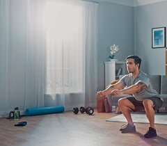 6 Ways to Stay Motivated When Working Out at Home Create your workout space