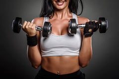 Toning Should women lift weights? Yes. Here are five benefits.
