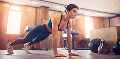 How to do a burpee for women