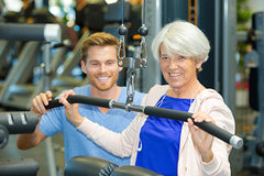 how to avoid injury when weightlifting for seniors