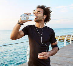 Stay Hydrated to avoid injury
