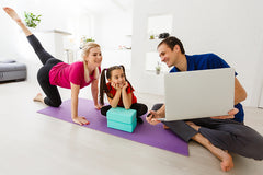 simple gym classes online