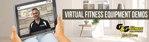 virtual shopping with expert home exercise and fitness