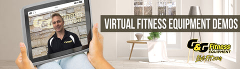 virtual shopping for fitness equipment in ohio