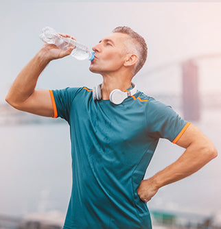 why you should stay hydrated all day not just when working out
