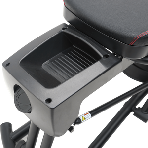 Inspire CR2.5 Cross Rower with Bluetooth Console
