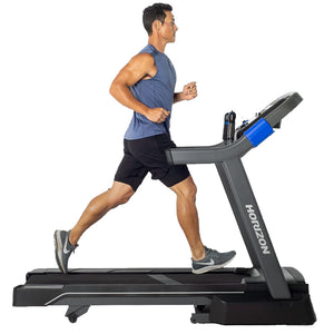 runners treadmill that folds