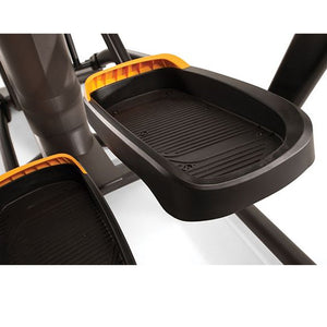 Foot Pedals on Matrix A30 Ascent Trainer Elliptical back view
