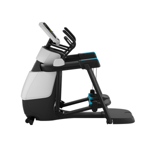 Precor AMT835 Adaptive Motion Trainer Black side view