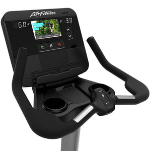Life Fitness Club Series+ Upright Lifecycle Exercise Bike