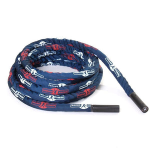 Gronk Fitness BATTLE ROPE W/ SLEEVE - 50'