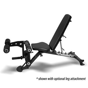 Inspire SCS-WB Flat / Incline / Decline Bench with Leg Attachment