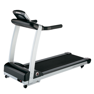 Life Fitness T3 with Go Console - Rear View