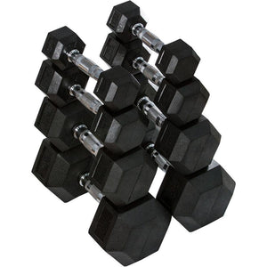 dumbbells in stock