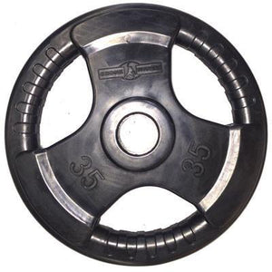 MULTI-GRIP VIRGIN RUBBER OLYMPIC PLATES