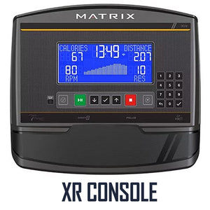 XR Console Option for Matrix A30 Ascent Trainer Elliptical