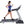 folding treadmill spirit fitness XT185 side view