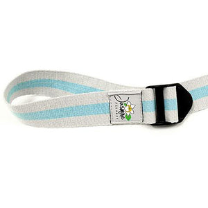 Yoga Strap Cotton 6 foot detail