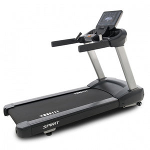 Spirit CT 800 Treadmill runners view