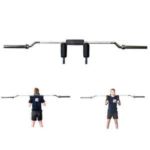 Gronk Fitness OLYMPIC SAFETY SQUAT BAR