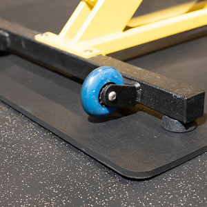Best exercise treadmill mat flooring