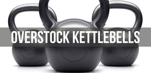 Kettlebells - Liquidation Stock