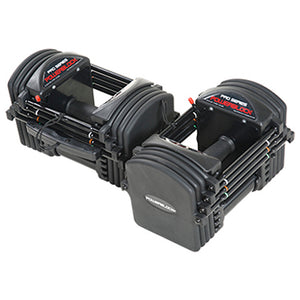 PowerBlocks 5-50 lbs. Dumbbells (Stage 1)