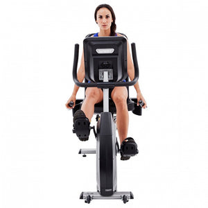 Spirit XBR95 Recumbent Bike model front
