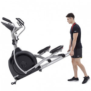 Spirit XE 295 Elliptical easy to move elliptical