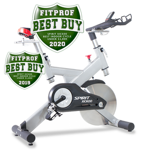 SPIRIT XIC600 Indoor Cycle exercise bike best buy