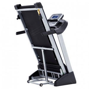 easy to fold folding treadmill spirit fitness XT 185