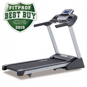 best buy folding treadmill spirit fitness XT 185