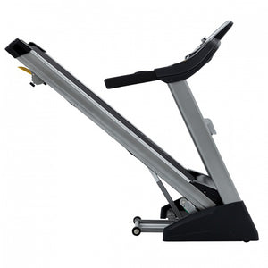 easy folding treadmill spirit fitness XT385