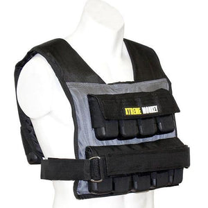 55lbs Adjustable Weighted Training Vest
