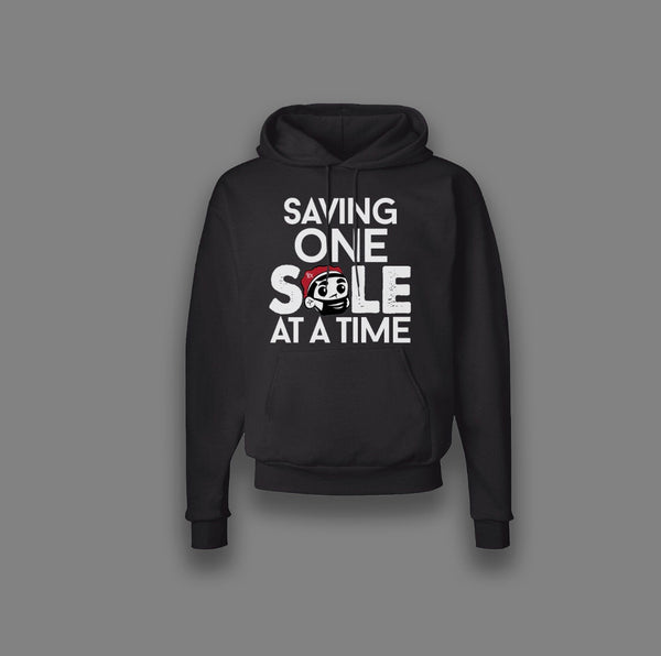 Saving One Sole at a Time Hoodie