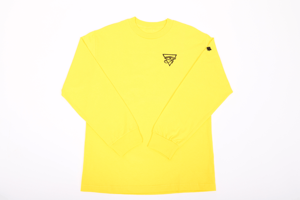 Canary Tee (Long Sleeve) - SZN 1 Exclusive-Live&Enjoy Clothing