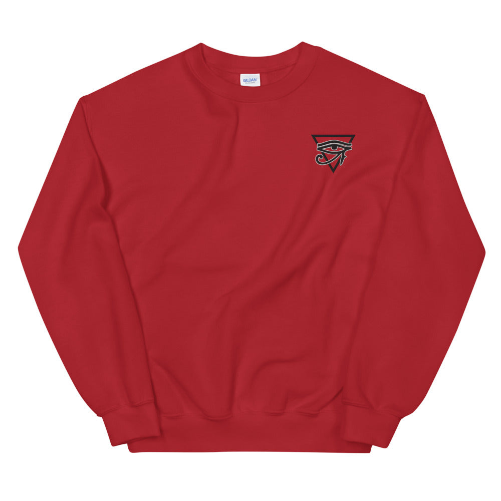 Embroidered Unisex Sweatshirt-Retail-Live&Enjoy Clothing