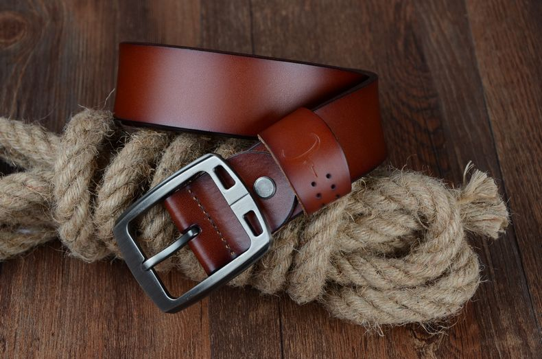 COWATHER® Genuine leather belt for men