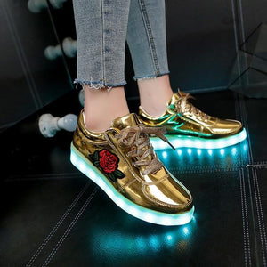 LUMINOUS SNEAKERS
