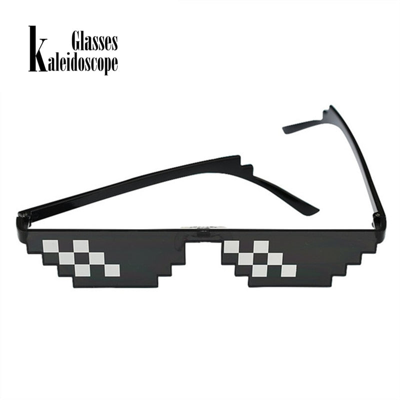 Kaleidoscope™ Thug Life sunglasses for Men