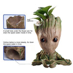 """Gardens"" of The Galaxy Official Baby Groot plant holder. Go Green with Baby Groot!"